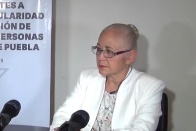 Llega Carmen Carabarín a la Comisión de Búsqueda en Puebla