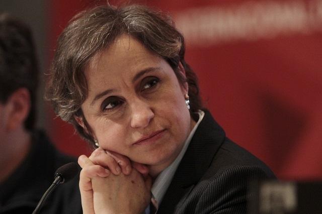 MVS y ¿el jugoso negocio de despedir a Carmen Aristegui?