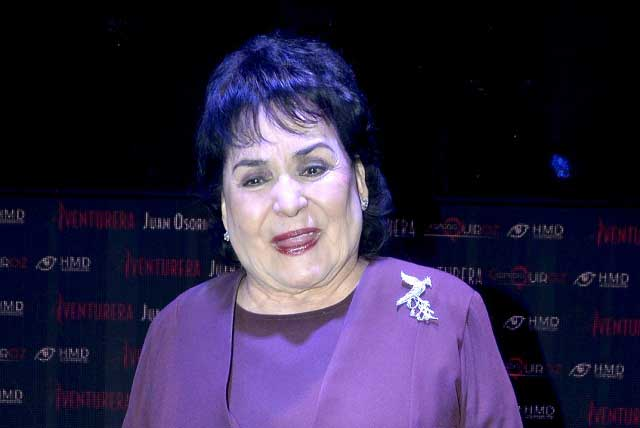 Carmen Salinas confirma que Televisa demandó a Kate del Castillo