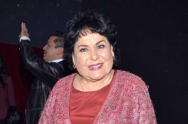 Carmen Salinas defiende a Televisa y llama malagradecida a Kate del Castillo
