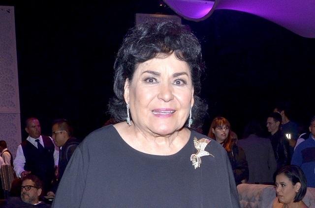 Carmen Salinas se ofrece para adoptar a Frida Sofía