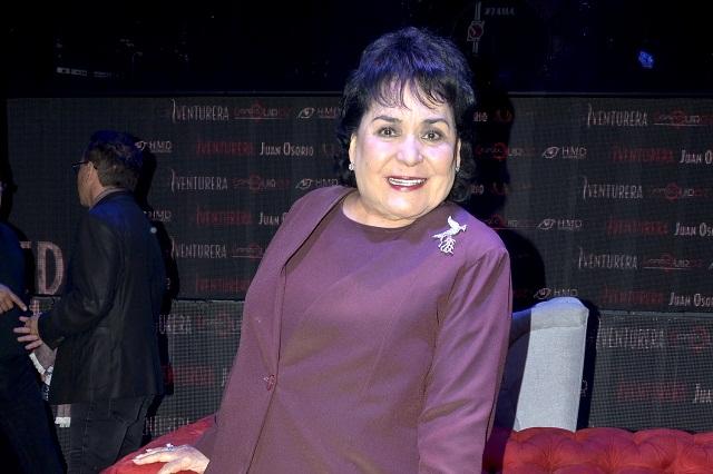 ¿Carmen Salinas apoya gasolinazo? El que tenga coche que lo mantenga, dice