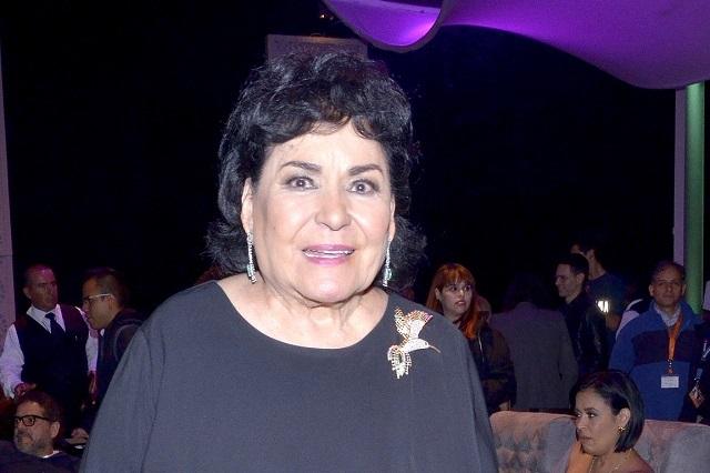 Carmen Salinas tendrá su serie y quiere a esta actriz para caracterizarla