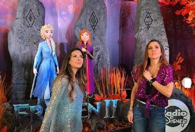 ¿Qué actriz de doblaje de Frozen estuvo en La Voz México de Televisa?