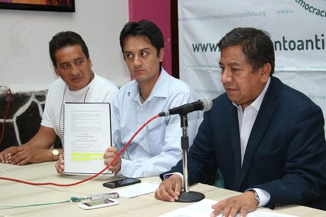 Cruz Bermúdez, incapacitado para impartir justicia, cuestiona activista