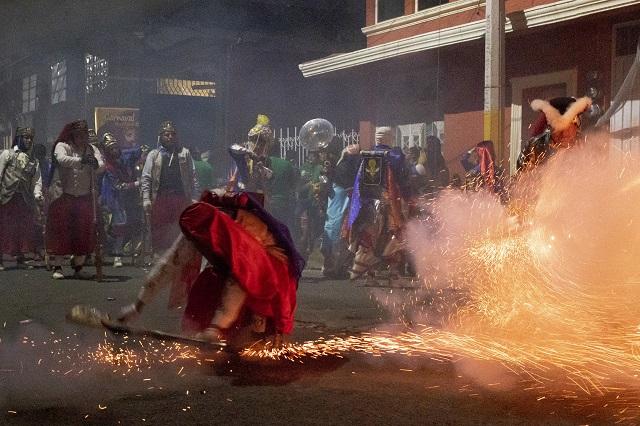 Reporta SGG saldo blanco en 10 municipios de Puebla por carnavales