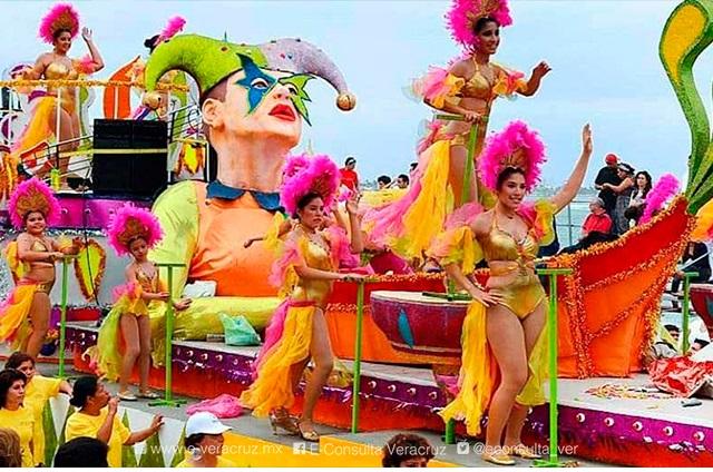 Carnaval de Veracruz 2021 se cancela; será virtual