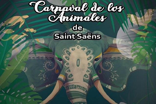 """Presentarán en el CCU """"Carnaval de los animales"""""""