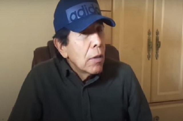Caro Quintero reaparece en video y afirma que no se convertirá en informante