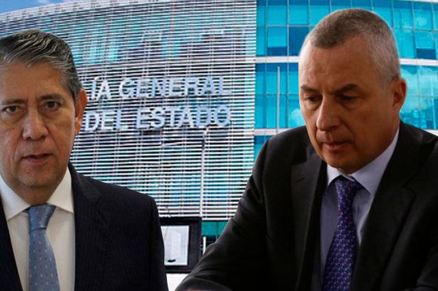Carrancá renuncia a la Fiscalía General, confirma Higuera