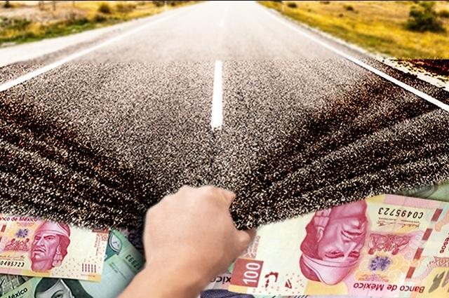 Carvajal Hidalgo exige más recursos para caminos y transporte