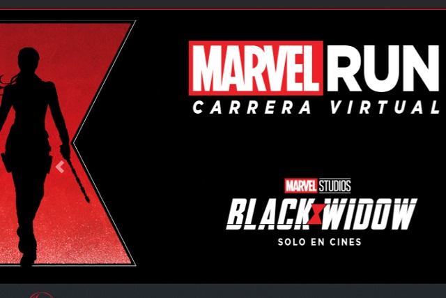 Abren inscripciones para Marvel Run Carrera Virtual