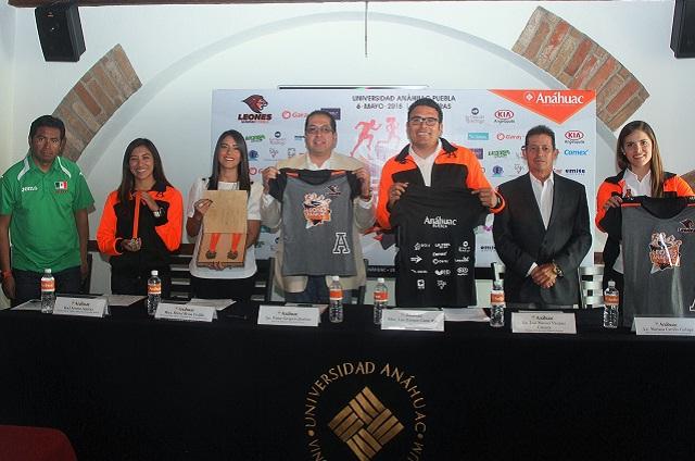 Universidad Anáhuac presenta Quinta Carrera Leones Anáhuac