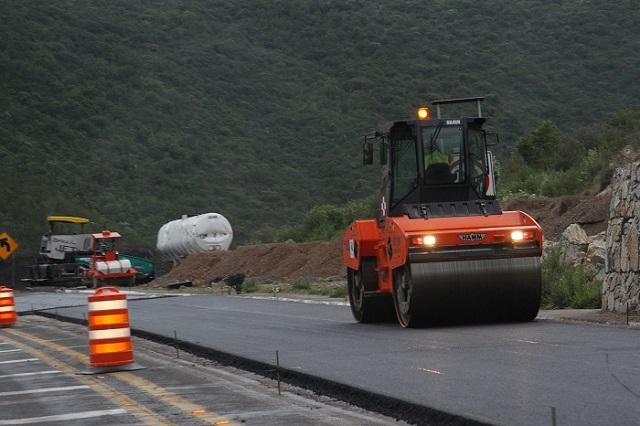 Dejan sin obra carretera a la mitad de los estados del país