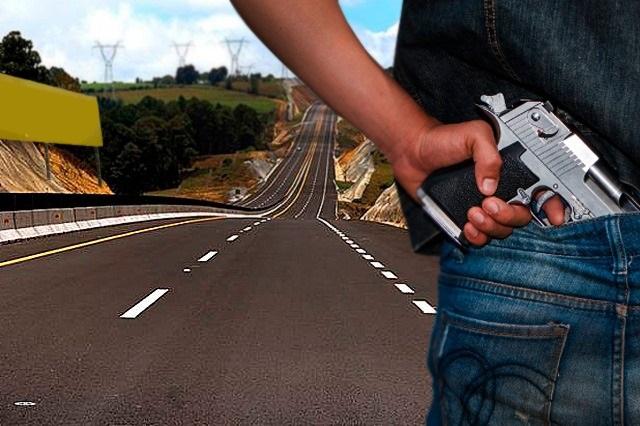 Reconocen 6 zonas críticas de robo a transportistas en Puebla