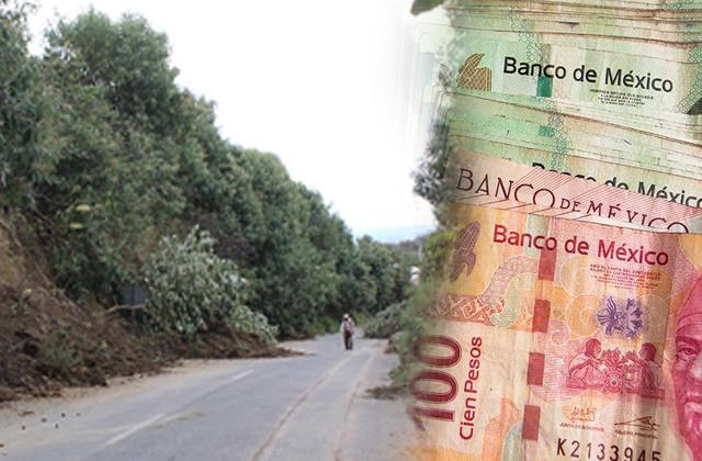 Costaría hasta 19 mil mdp reparar daños de las carreteras poblanas