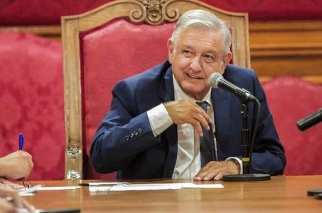 Foto / Facebook Andrés López Obrador