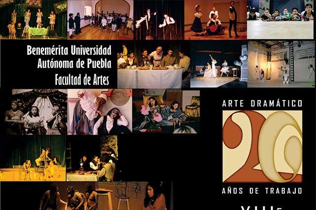 Recibe BUAP el Foro Internacional de Teatro Universitario FITU 2017