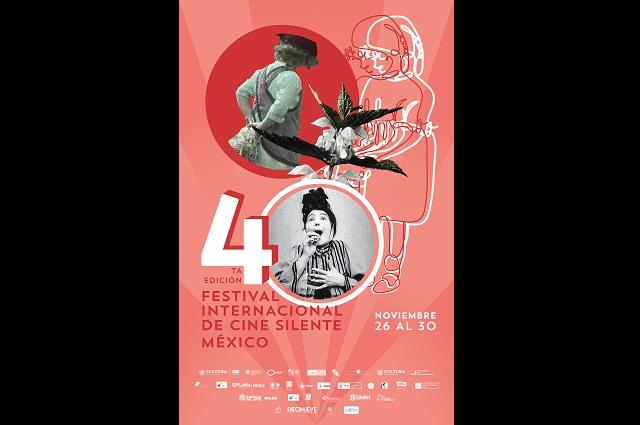 Festival Internacional de Cine Silente México, en Puebla