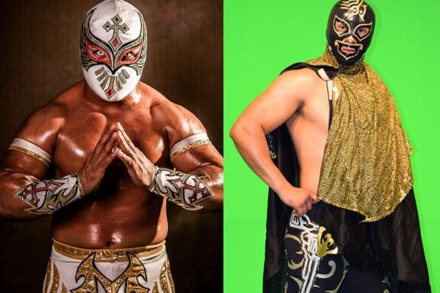 Mano a mano entre Carístico y Forastero encabeza el lunes de lucha libre en la Arena Puebla