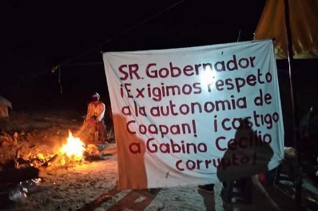 Reabren relleno sanitario de Tehuacán, pero exigen cumplir los acuerdos