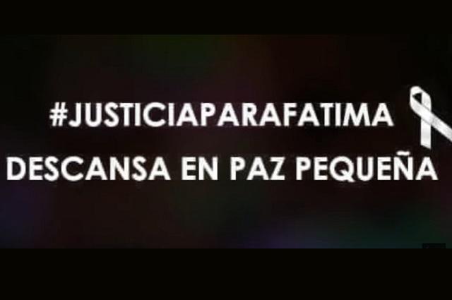 Lamenta AMLO asesinato de Fátima, una niña de 7 años