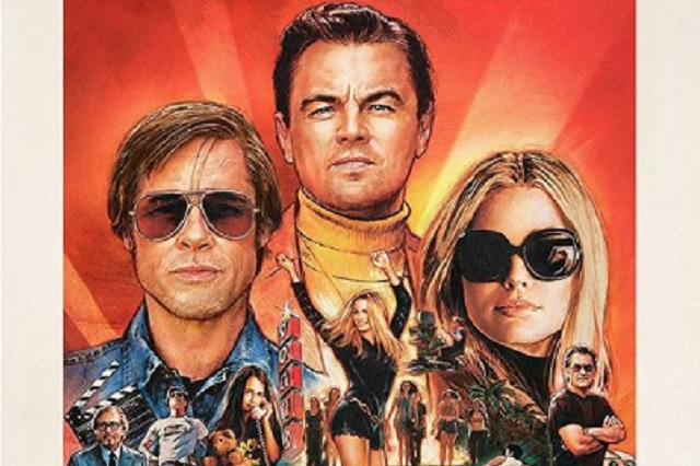 """Once Upon a Time in… Hollywood"" estrena cartel"
