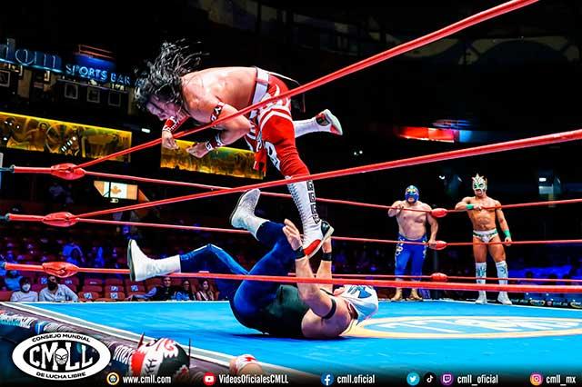 Cartelera Arena Puebla: Lunes 20 de septiembre 2021