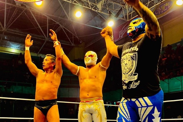 Cartelera Arena Puebla: Lunes 13 de enero