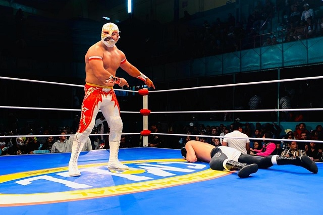 Cartelera Arena Puebla: Lunes 17 de febrero
