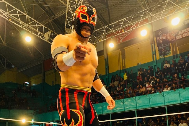 Cartelera Arena Puebla: Lunes 3 de febrero