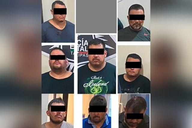 Cae jefe de plaza del Cártel del Golfo en Reynosa