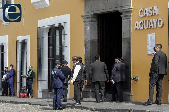 El Grito de Independencia será en Casa Aguayo, anuncia Barbosa