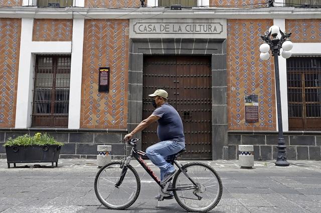 Reabre Casa de la Cultura en Puebla con programación artística