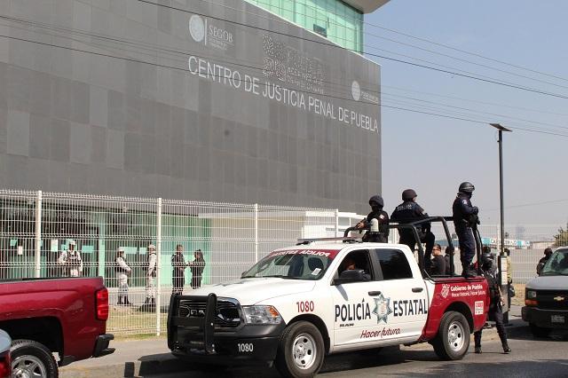 Prevén que SSP releve por decreto a la Policía Municipal de Puebla