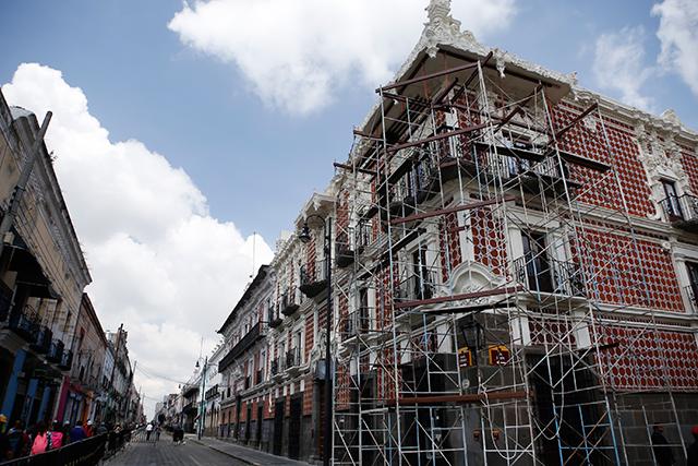Casa del Alfeñique y exconvento en Tochimilco tendrán apoyo Unesco
