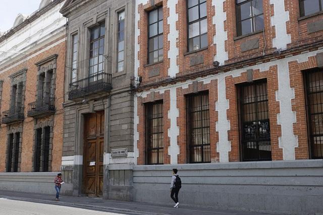 Presenta BUAP al Congreso proyecto de Centro Cultural para ex Hospicio