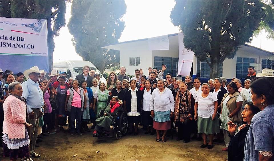Recursos de Sedesol a 21 Casas de Día para Adultos Mayores