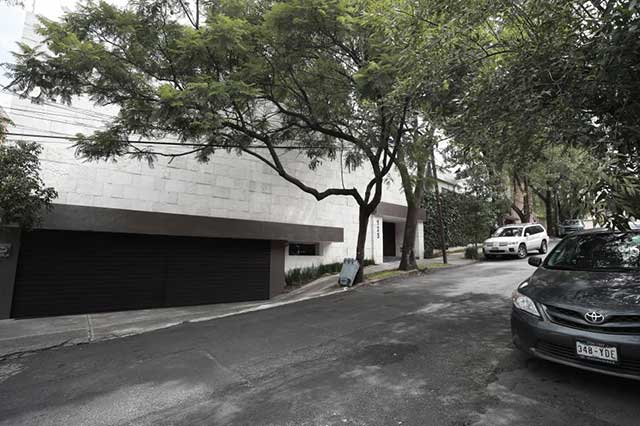 Alejandra Barrales vive en casa de 13 mdp en la CDMX