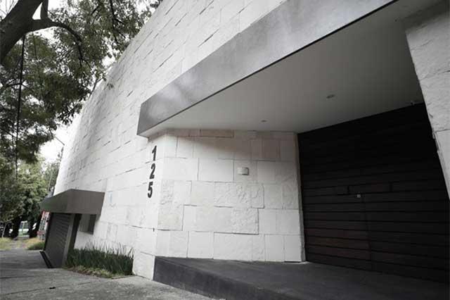 Alejandra Barrales tiene casa de 13 mdp