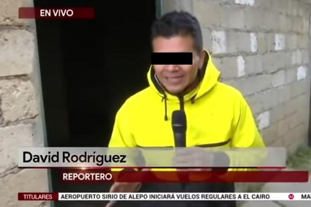 Video: Muestran la casa donde se escondieron presuntos asesinos de Fátima