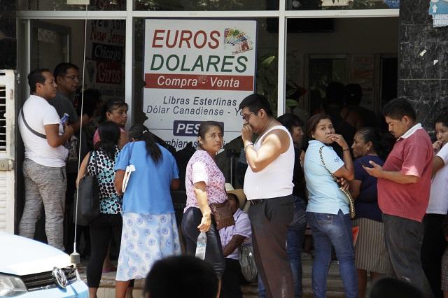 Prevé Pies Secos caída de 60% en las remesas de EU
