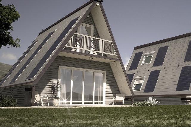 Italiano diseña casa del futuro: cuesta 620 mil pesos y la edifican en 6 horas