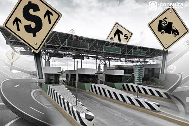 Crece 3.8% aforo de autopistas poblanas el último año