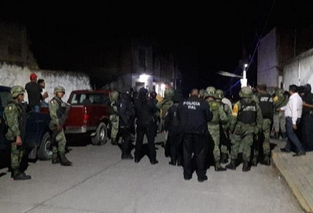 Casi linchan a mujer acusada de robo en San Pedro Cholula