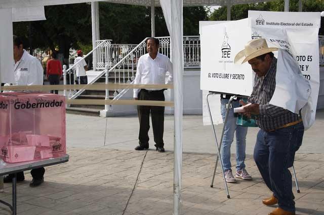 Ubicación de casillas especiales para foráneos en Puebla capital
