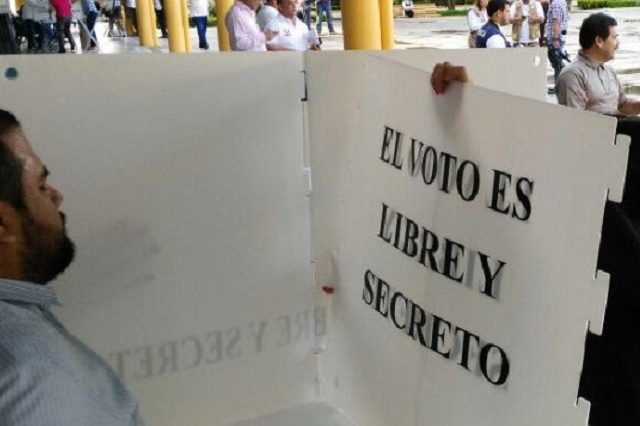 En Tamaulipas cae rayo sobre casilla que estaba en clínica del IMSS
