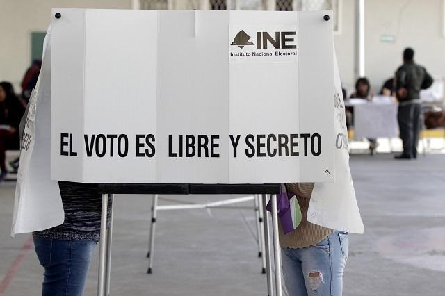 Aquí puedes ubicar tu casilla para votar en Puebla este 2019