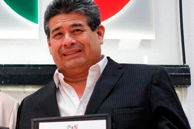 Álvarez Arronte ya regresó al redil priísta, confirma Casique