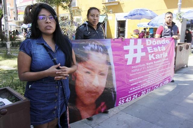 Trámite burocrático retrasa atención del caso Karla: abogada